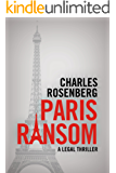 Paris Ransom (The Robert Tarza Series Book 3)