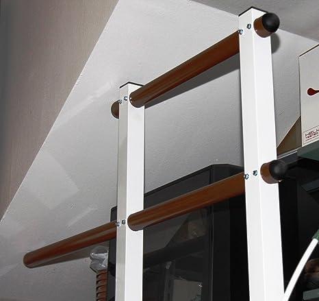 altillos Hierro (ajustable de 3 a 8 m²), altillos para garaje, altillos para oficina, altillos para cuartos, altillos cama: Amazon.es: Hogar