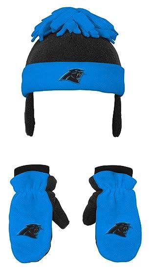 c21b8c432 Amazon.com : Outerstuff NFL Toddler 2 Piece Winter Set Fleece Hat ...