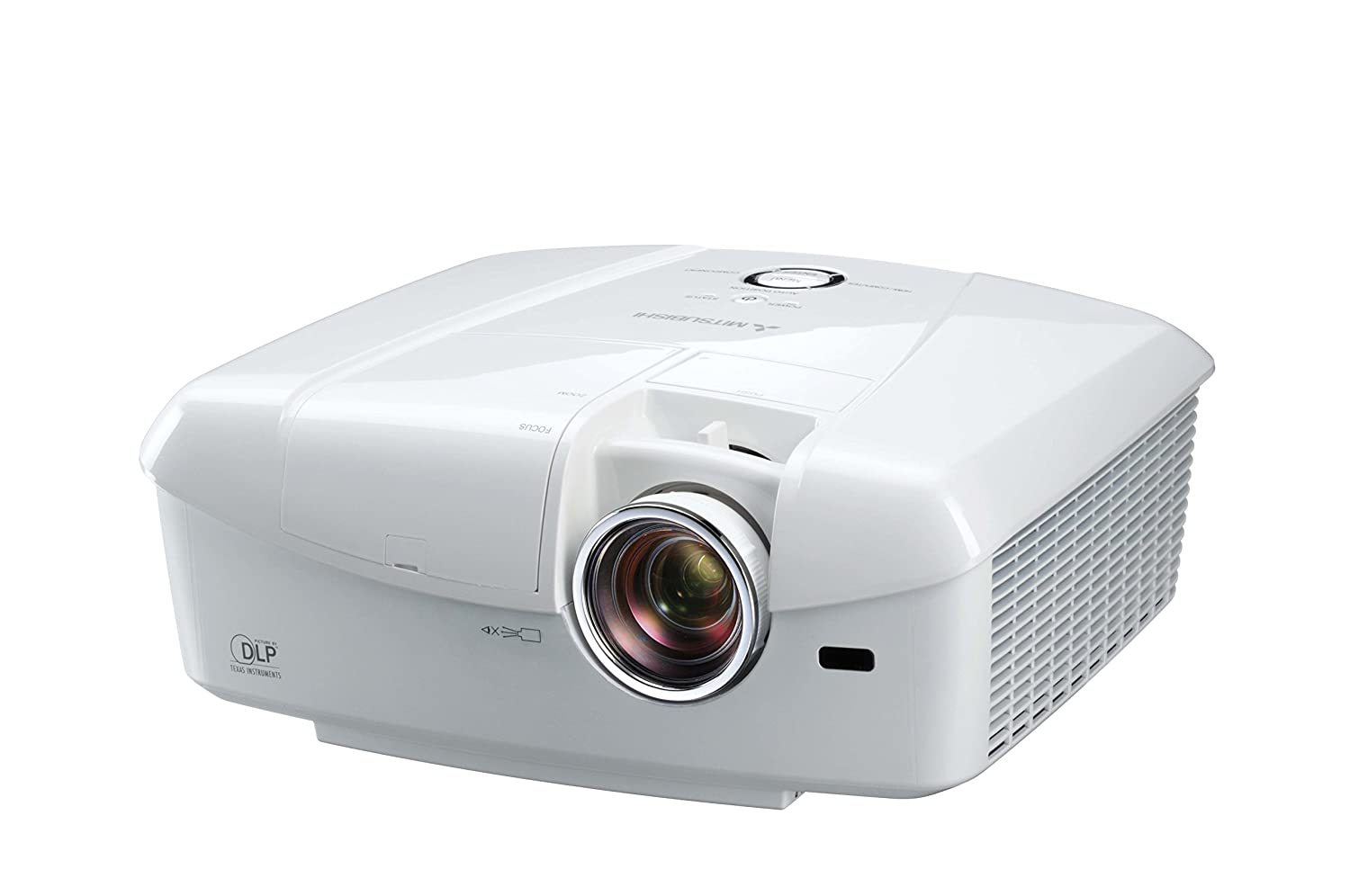 Amazon.com: MITSUBISHI HC7900DW Home Theater proyector 3d ...