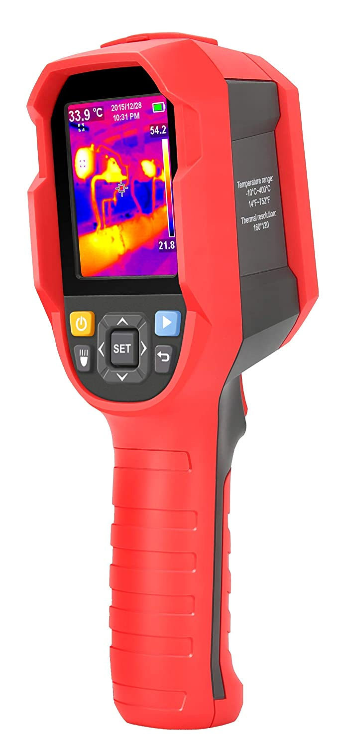 RockyMars UTi165A Compact Thermal 25% OFF Imaging Camera 160x120 All stores are sold Res IR