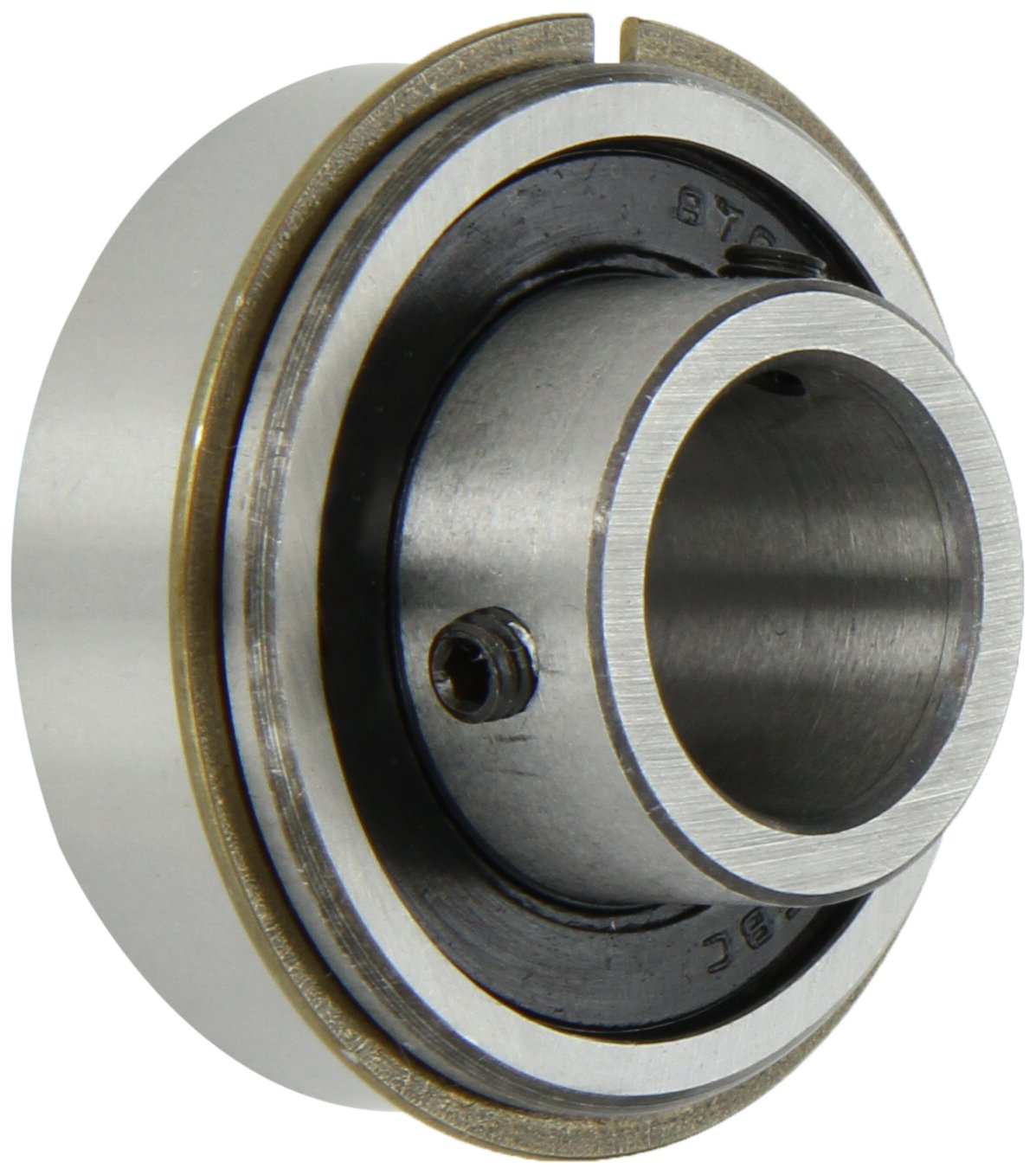 The General 7612 DLG Extra Light Extended Inner Ring Bearing, Double Sealed, With Snap Ring, Inch, 0.75' Bore, 1.75' OD, 1.092' Width, 707 lbs Static Load Capacity, 1366 lbs Dynamic Load Capacity 0.75 Bore 1.75 OD 1.092 Width