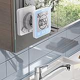 Bathroom Clock LCD Waterproof Timer Shower Clock