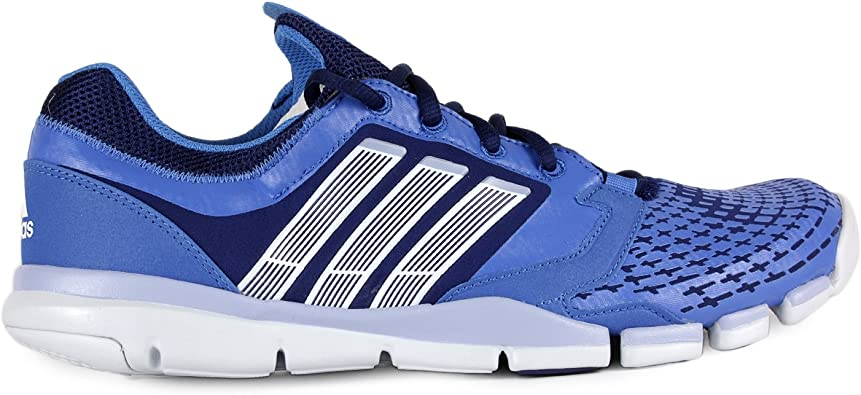 Amazon.com | adidas New Adipure Trainer 360 Blue/White Mens 12.5 ...