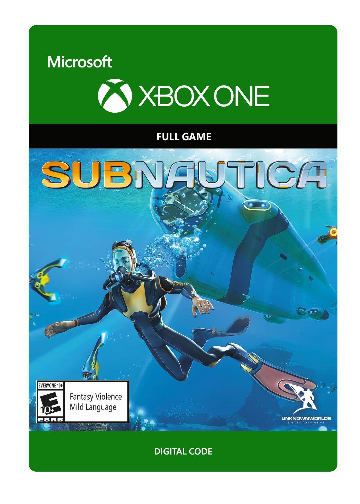 Subnautica - Xbox One [Digital Code]