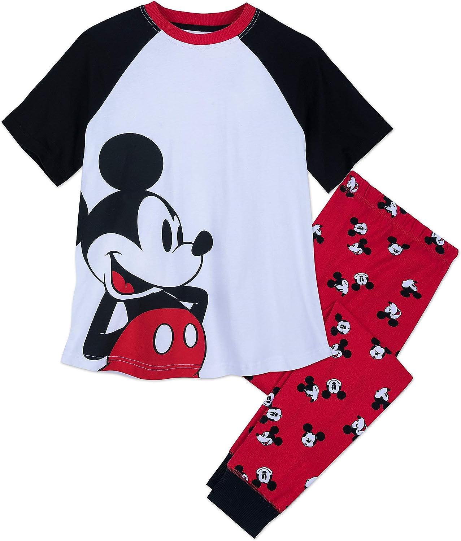 Disney Mickey Mouse PJ PALS for Men Multi