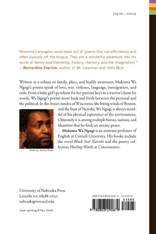 Logotherapy (african Poetry Book): Mukoma Wa Ngugi: 9780803290679:  Amazon: Books