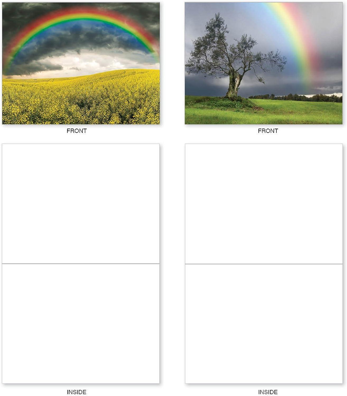 Set of 8. BACKYARD ENTERTAINING theme blank note cards