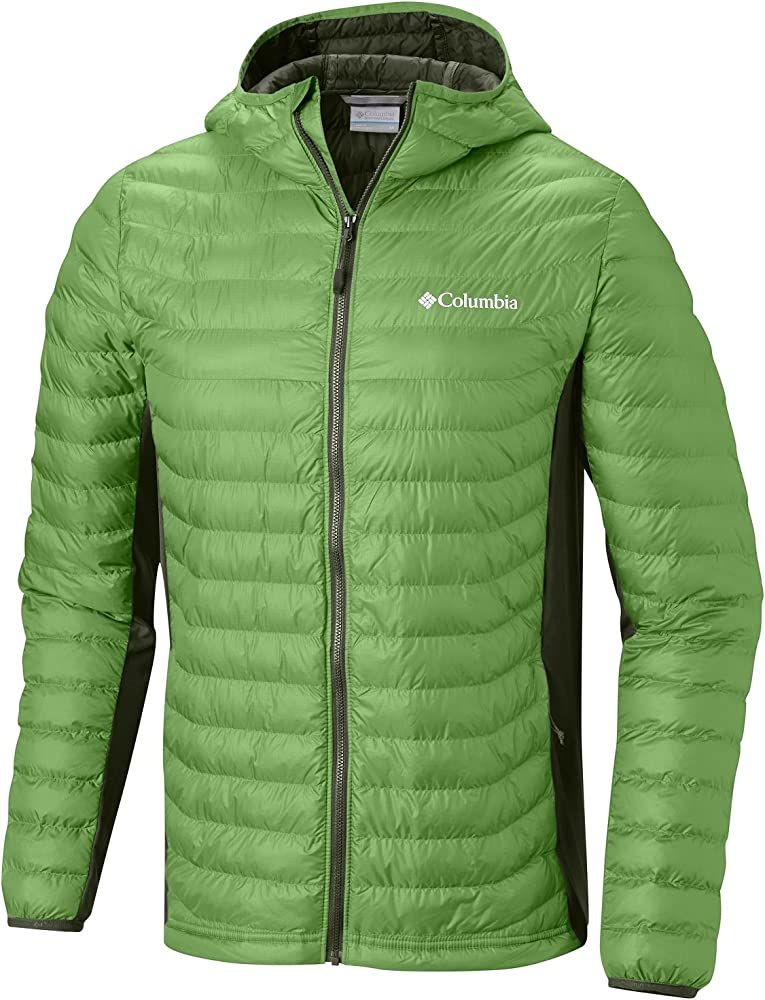 Columbia Powder Lite Light Hooded - Chaqueta híbrida con capucha ...
