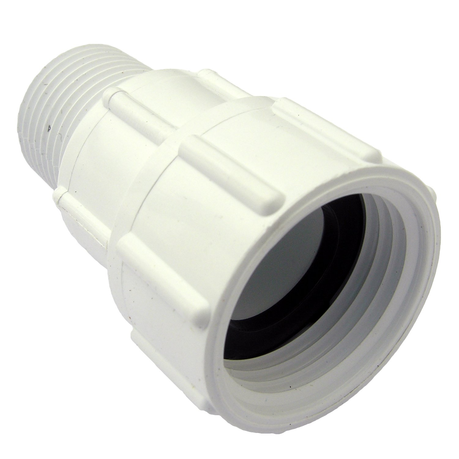 Off lasco pvc swivel hose adapter with inch