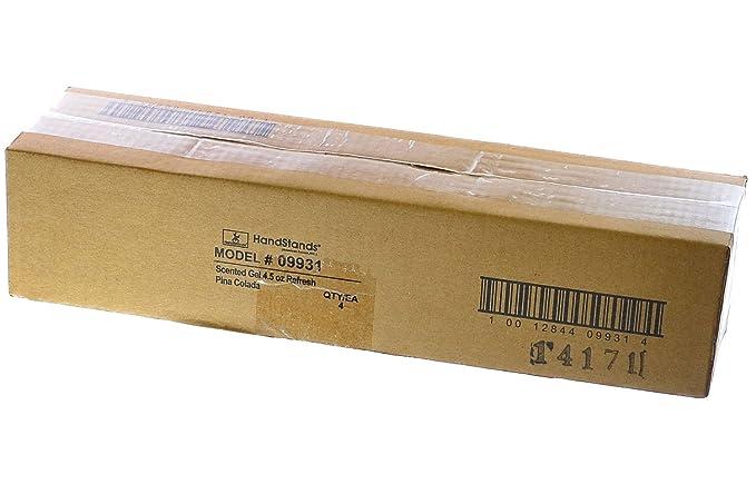 Amazon.com: Refresh Scented Gel Ambientador puede 4,5 oz del ...