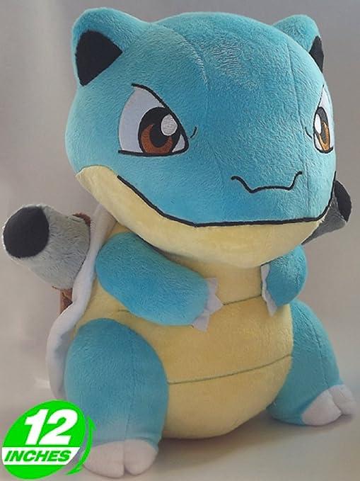 Pokemon Center Original Fit Blastoise Tortank Turtok Plush Peluche