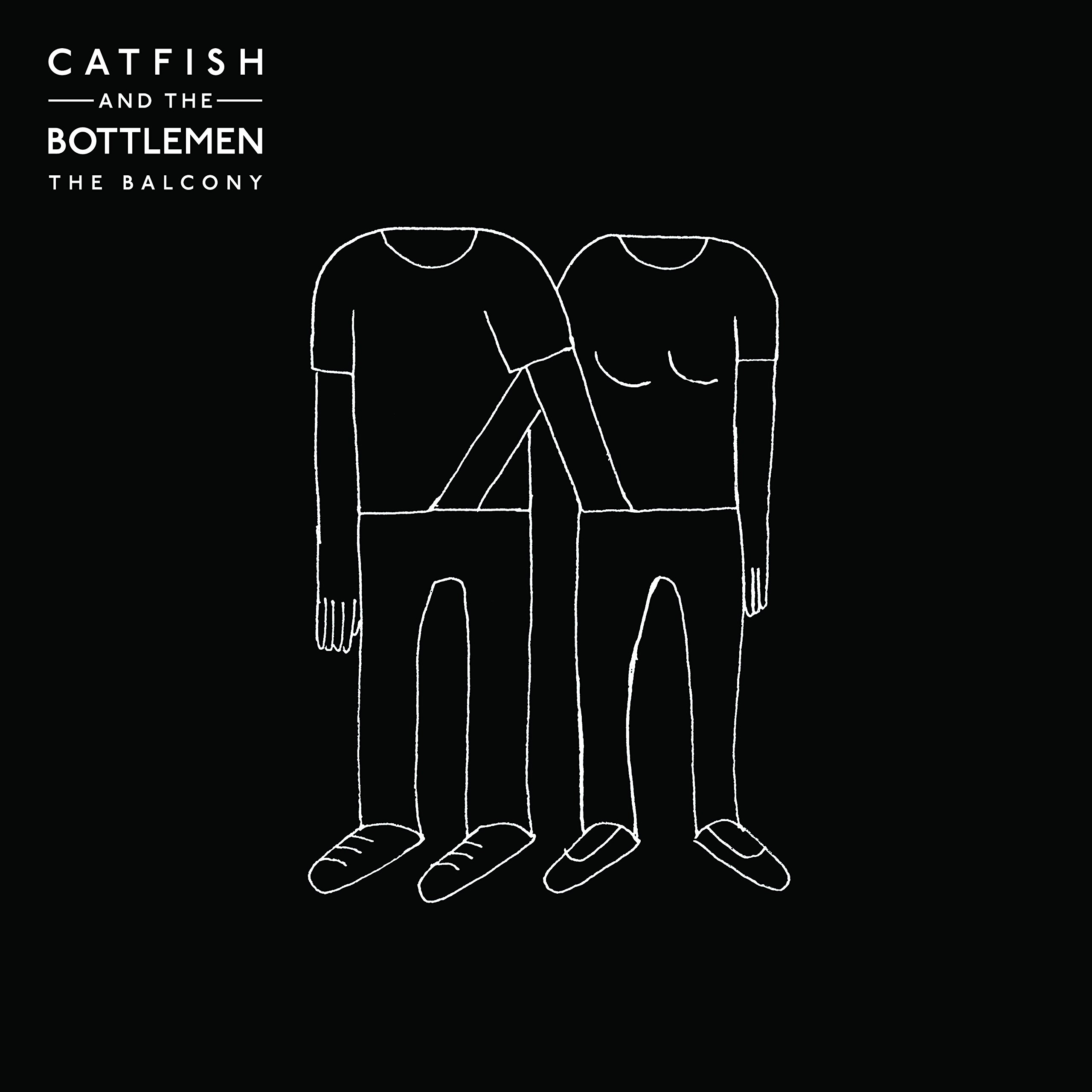 CD : Catfish & the Bottlemen - Balcony [Explicit Content]