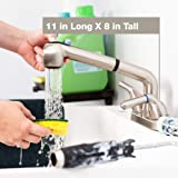 Universal Laundry Tub Faucet by VETTA, Double