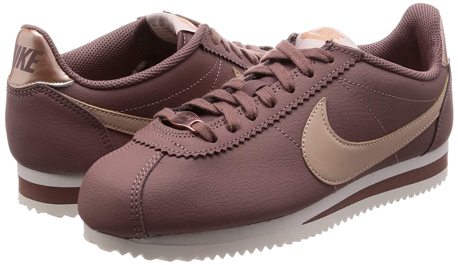 Nike Nike Nike Damen WMNS Classic Cortez Leather Fitnessschuhe fc07dc