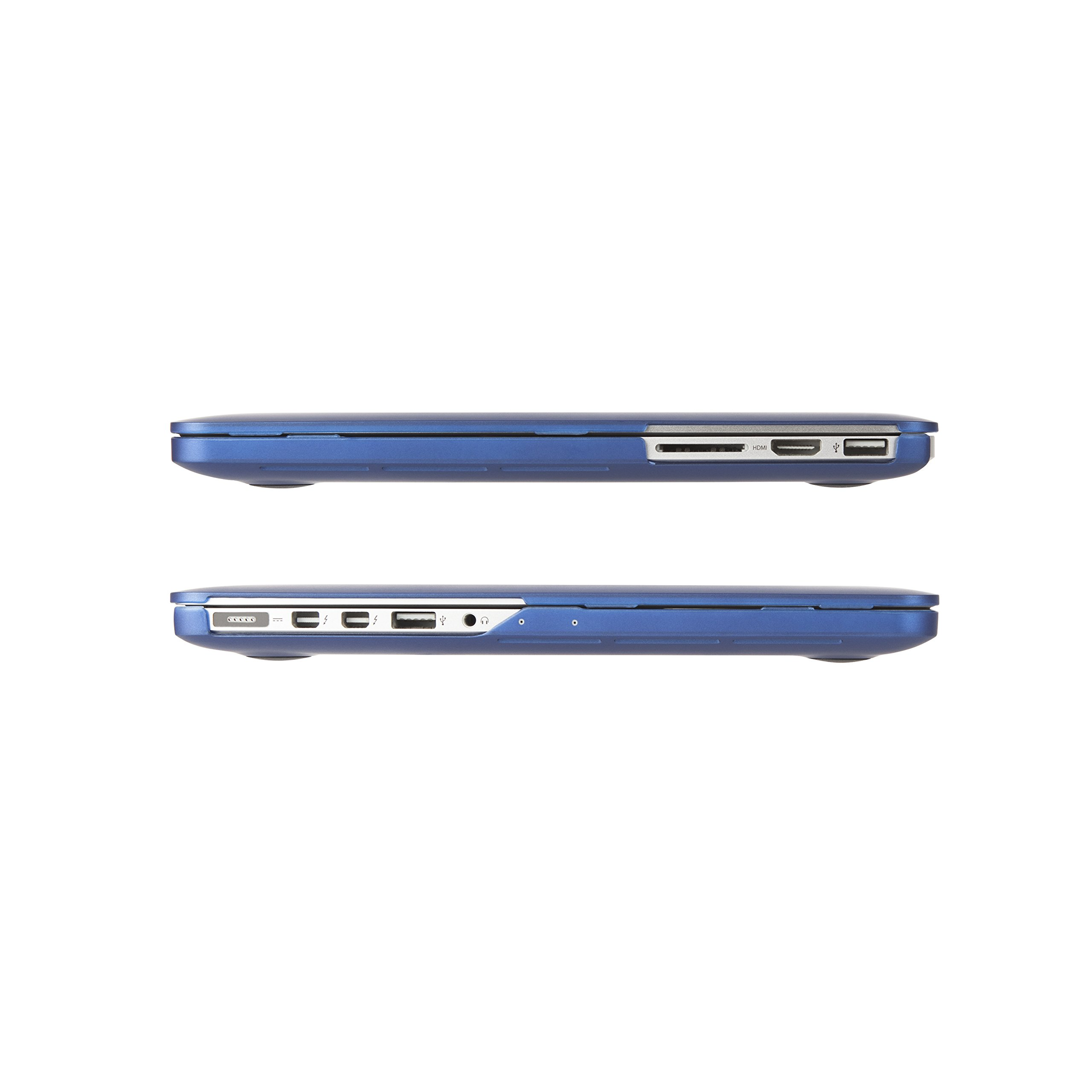 Moshi iGlaze Hard Case for MacBook Pro Retina 13'' (2012-2015) (Indigo Blue) by Moshi (Image #6)