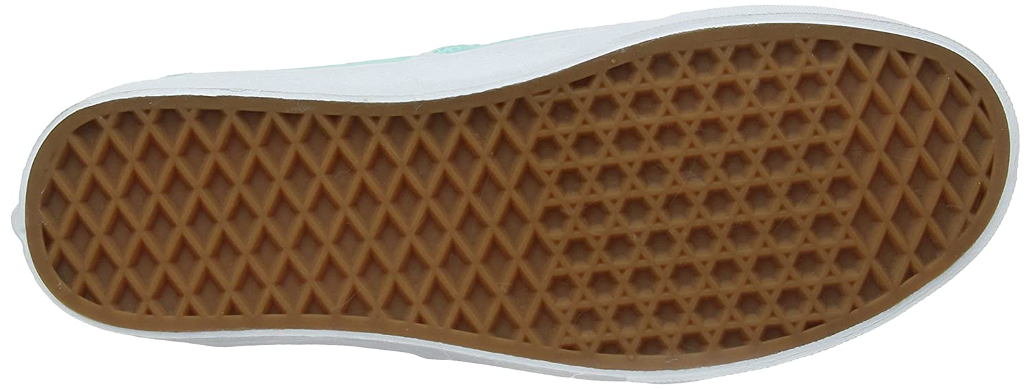 Vans Herren Authentic Niedrig-Top Grün Grün Grün ((Deck Club) Sea Fd6) 13a356