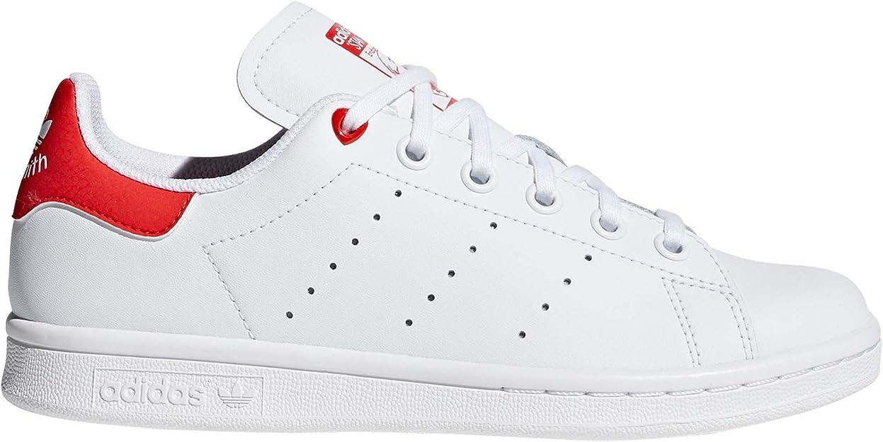 adidas Stan Smith Blanc Chaussures Femme. Baskets Mode. Tennis, Sneaker.Ms