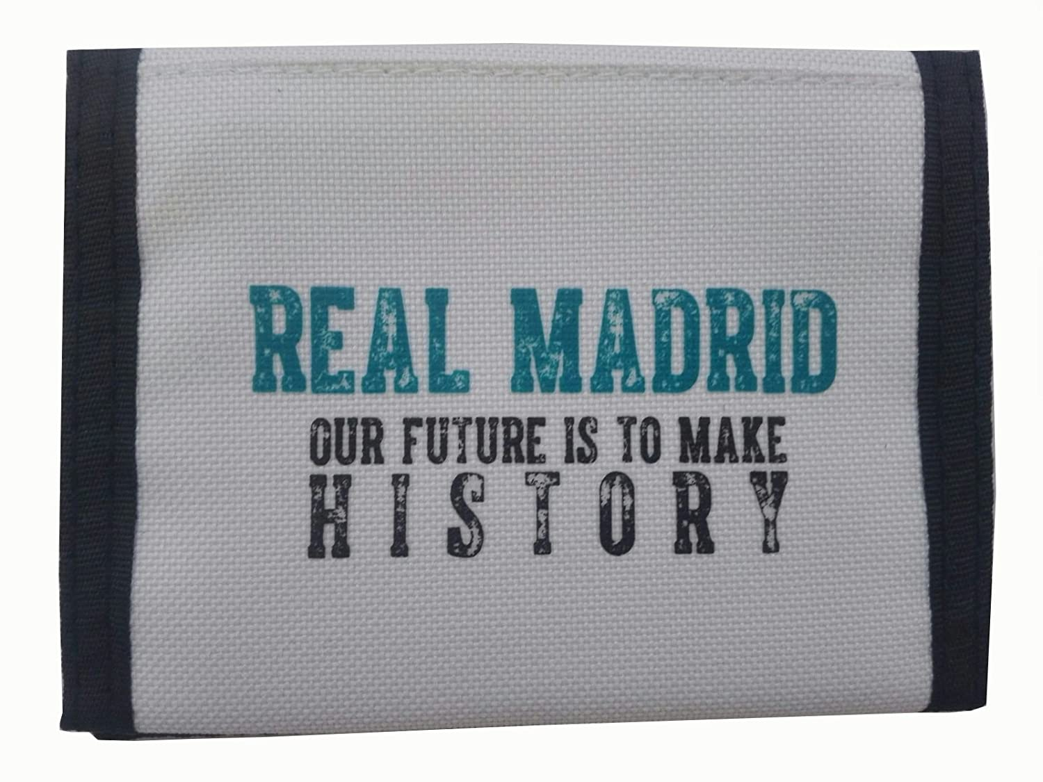 Cartera monedero Real Madrid.Para guardar monedas billetes ...