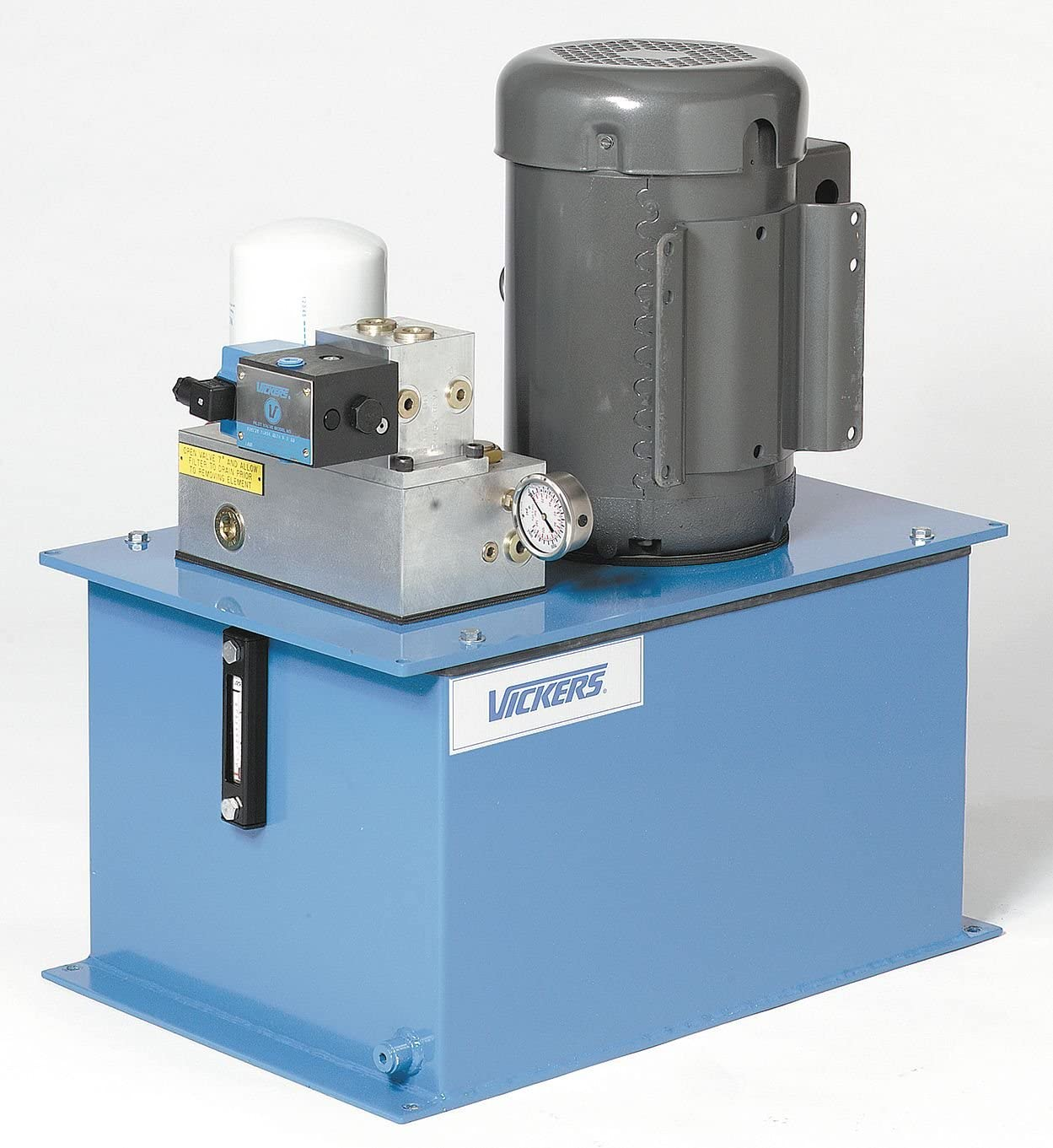 Model Number 1530036 Basic Concentric 1 HP 115//208-230 Volt AC Hydraulic Power Unit