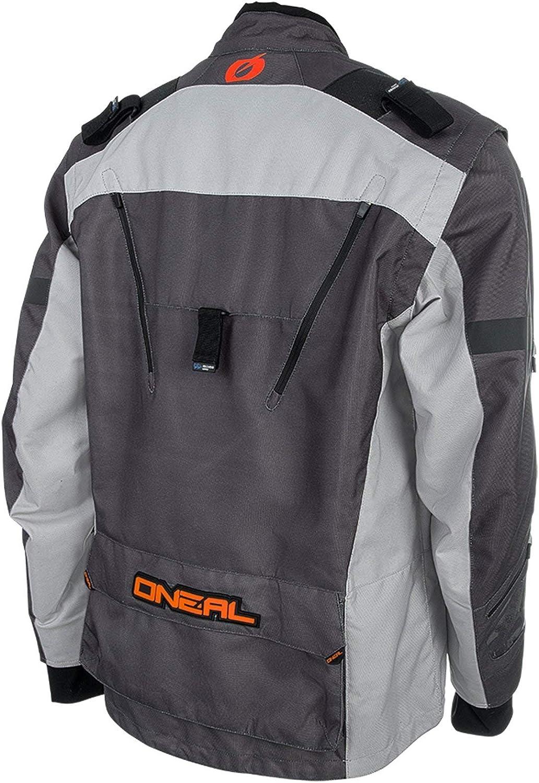 Gr/ö/ße M ONEAL Baja Racing Moveo Enduro Motorrad Jacke grau 2020 Oneal 48//50