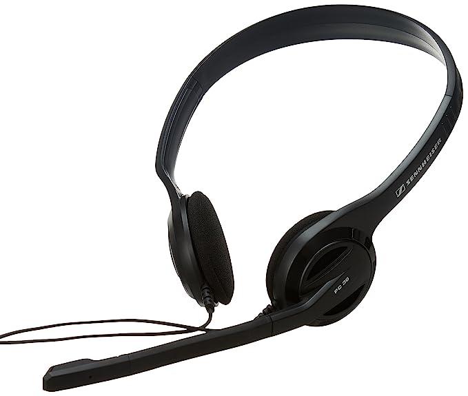 1 opinioni per Sennheiser PC 36 USB Headband Headset