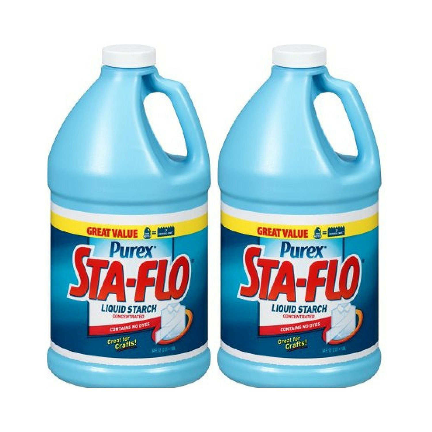 sta-flo dia13101 Concentrated Liquid Starch、64オンスボトル 43237-2 B076H7BN6L  2