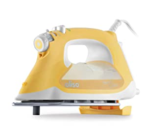 Oliso TG1600 Smart Iron with iTouch Technology 1800 Watts Butterscotch