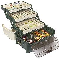 Plano 3113305 Caja de señuelos, Almacenamiento híbrido con 3 charolas abatibles