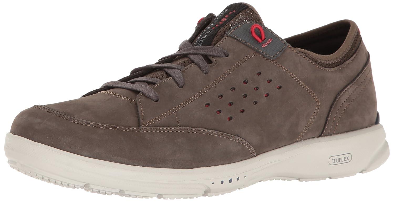 Rockport Men's Truflex Lace to Toe Shoe 10.5 XW US|Dark Olive