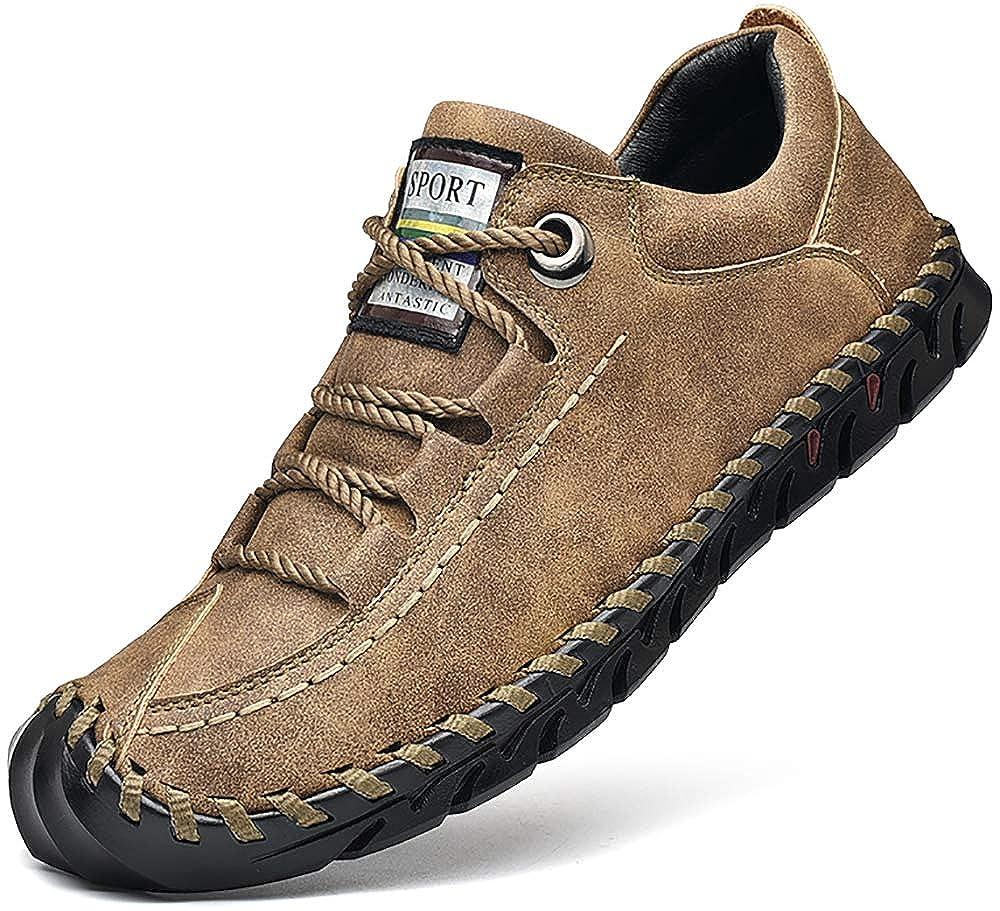 Khaki1 10.5 D(M) US Boleone Men's Outdoor Trekking Hiking shoes