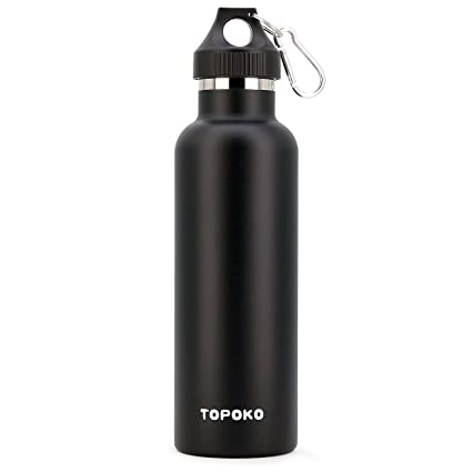fdfad632ce6 Amazon.com: TOPOKO 25 oz Stainless Steel Vacuum Insulated Water ...