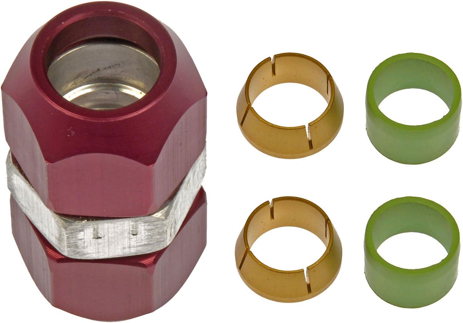 SPLICE-LOK //KLEDGE-LOK A//C Repair Ends O-Ring Assortment