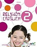 Religión Católica 2. (Aprender es crecer en conexión) - 9788467876062
