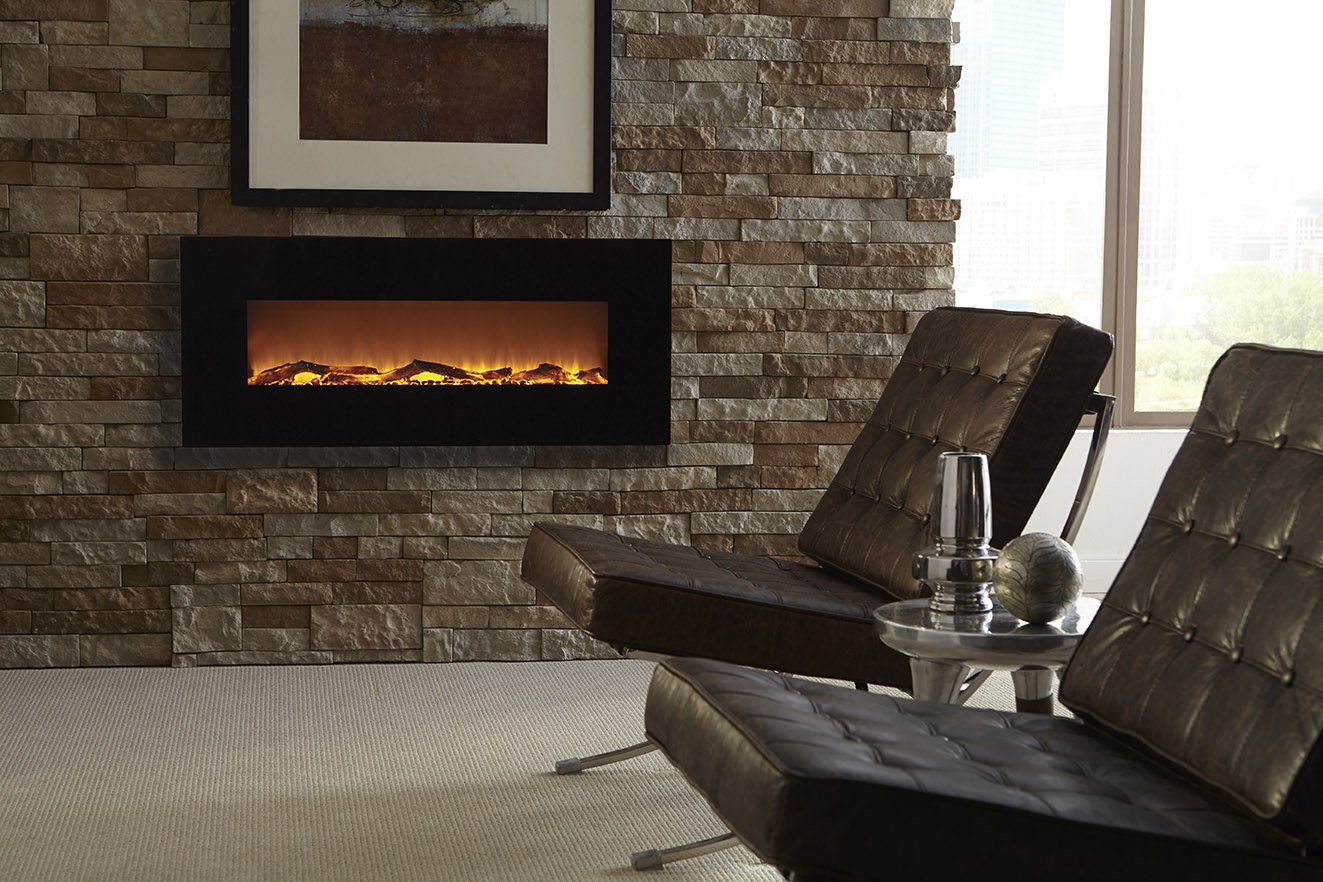 inch fireplace of best wide mounted v wall xl electric touchstone yx onyx