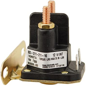 Amazon rotary 14220 starter solenoid lawn mower parts rotary 14220 starter solenoid sciox Image collections