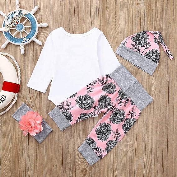 Amazon.com: Tronet Baby Clothes, Infant Boys Girls Letter Romper ...
