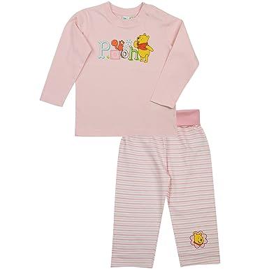Winnie the Pooh Schlafanzug M/ädchen Disney