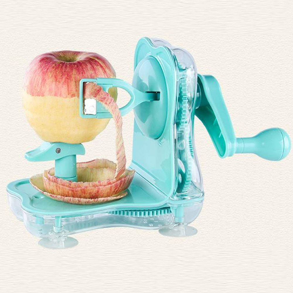 Amazon.com: JOPIN Apple Peeler Multi-function Manual Rotating Apple ...