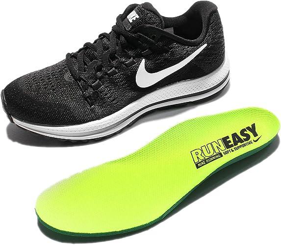 Nike Wmns Air Zoom Vomero 12, Zapatillas de Running para Mujer, Negro (Black/White/Anthracite 001), 44.5 EU: Amazon.es: Zapatos y complementos