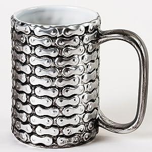 Plug Industries Bike Chain Coffee Mug