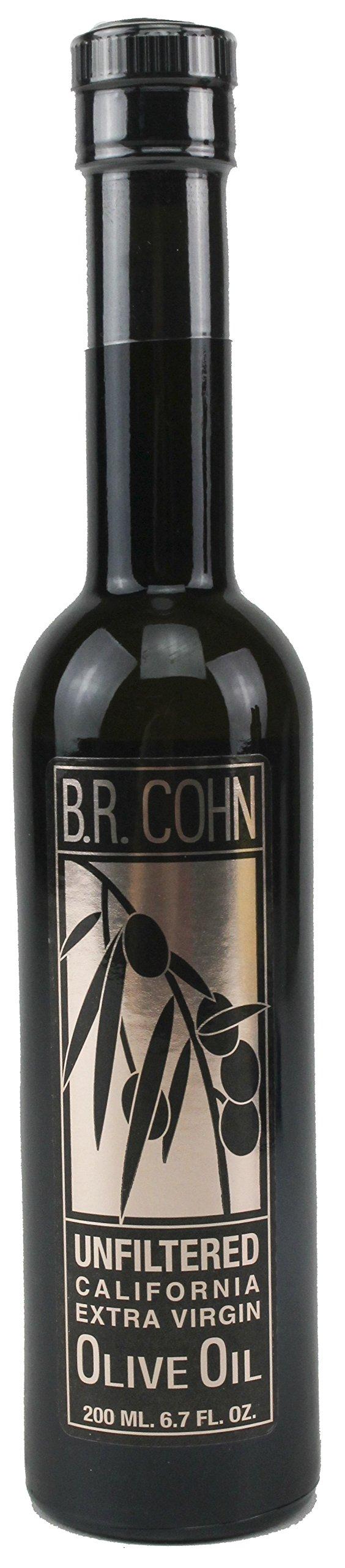 B.R. Cohn California Unfiltered Extra Virgin Olive Oil, 200 ml (6.7 oz)