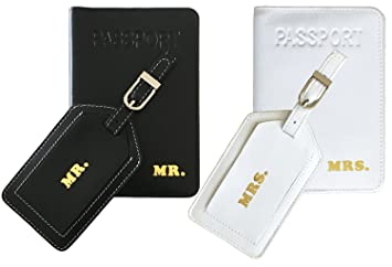 8c6b216a0 Image Unavailable. Image not available for. Color  Mr and Mrs Passport Cover  ...