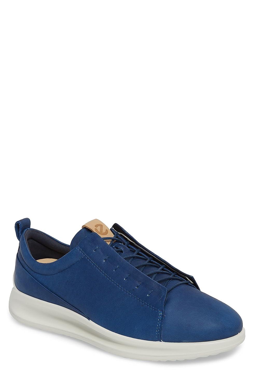 エコー メンズ スニーカー ECCO Aquet Low Top Sneaker (Men) [並行輸入品] B07DJ8J3N4