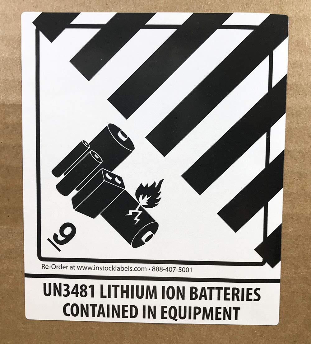 Gewerbe Industrie Wissenschaft Un3481 Lithium Ionen