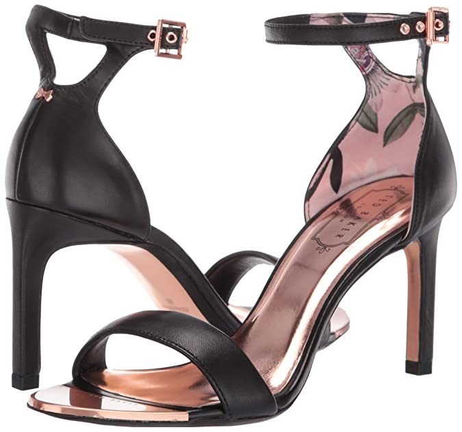 b74b1372b Amazon.com  Ted Baker Women s Ulanii Heeled Sandal  Shoes