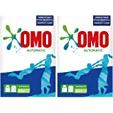 OMO Active Auto Laundry Detergent Powder, 2.5 kg (Pack of 2)