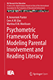 Psychometric Framework for Modeling Parental Involvement and Reading Literacy (IEA Research for Education Book 1)