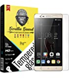Gorilla Guard HD Clear 8H Oleophobic 2.5D Round Edge Neo Coated Tempered Glass Screen Protector with Installation Kit for Lenovo K5 Note (Pro Series)
