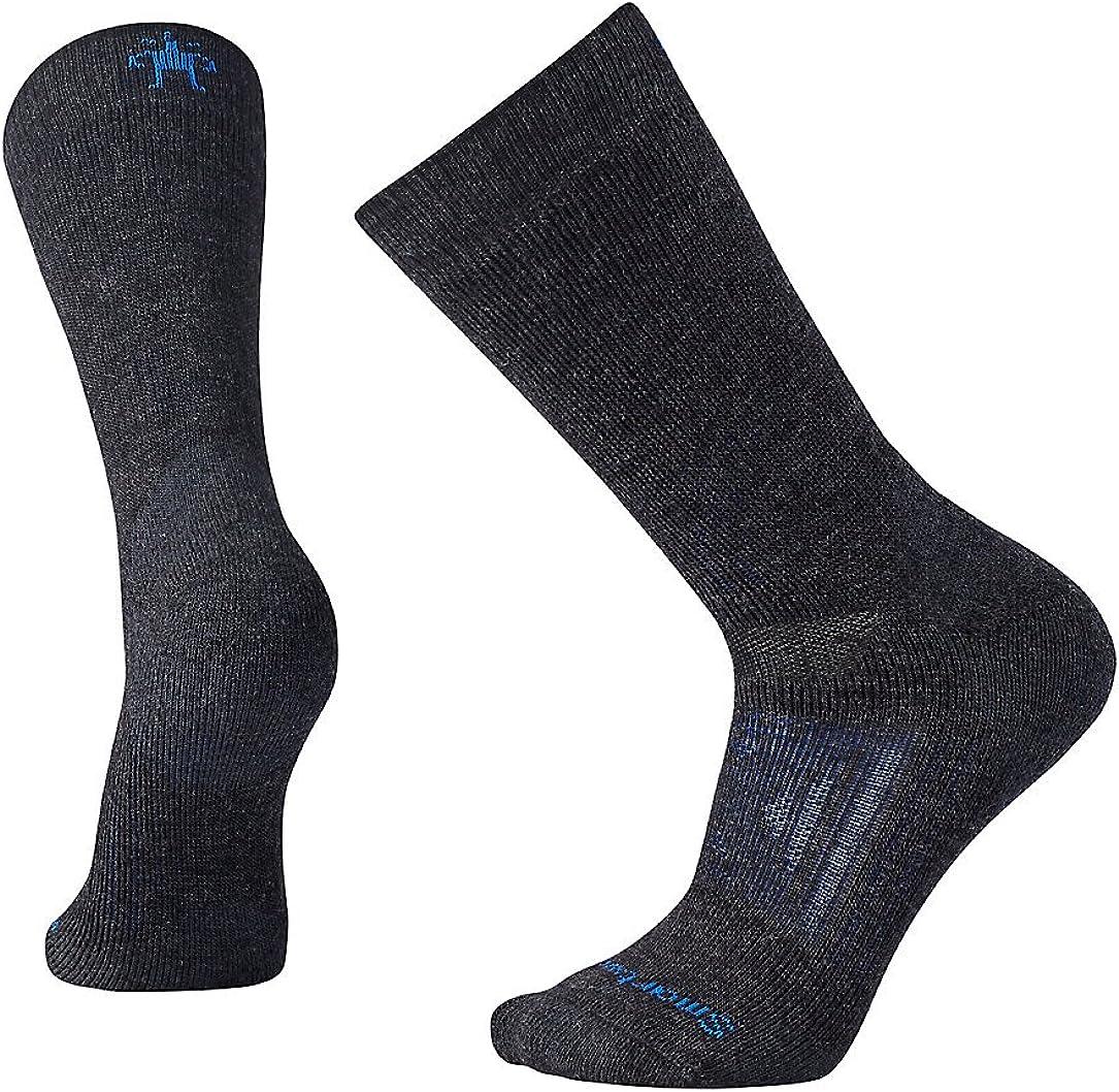 Smartwool PhD Outdoor Heavy Crew Sock - Heavy Cushioned Merino Wool Performance Sock for Men and Women